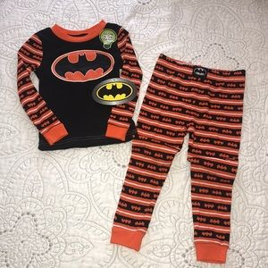 NWT Batman Halloween pajama.